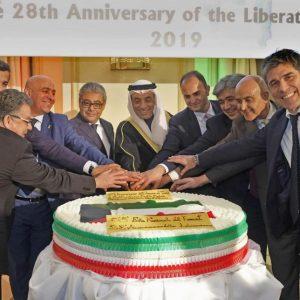 Il Consolato del Kuwait celebra la Festa Nazionale 2019