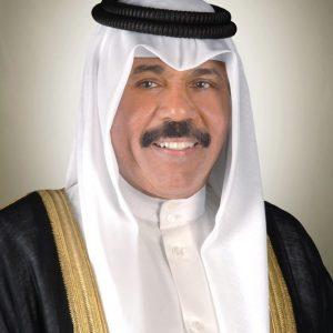Sheikh Nawaf Al-Ahmad Al-Jaber Al-Sabah  Emiro dello Stato del Kuwait