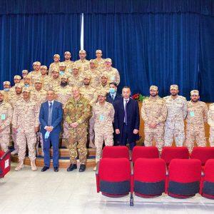 Il Console Generale incontra i militari kuwaitiani per la manutenzione degli Eurofighter