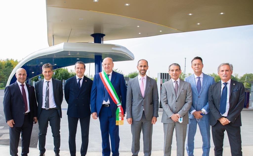 Inaugurata la nuova flagship station di Q8 a Paderno Dugnano (MI)