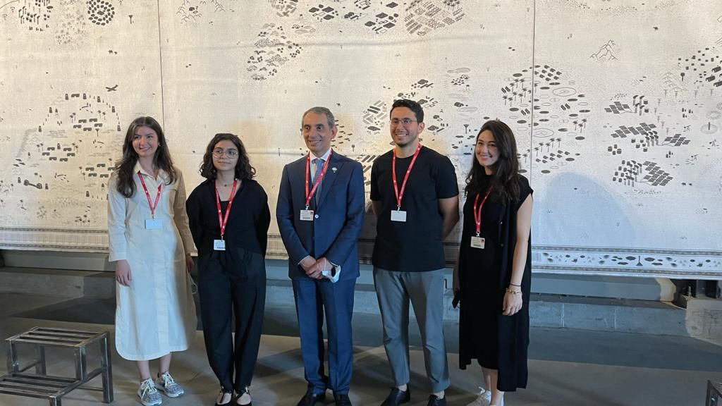 Inaugurato il padiglione Kuwait alla Biennale di Venezia